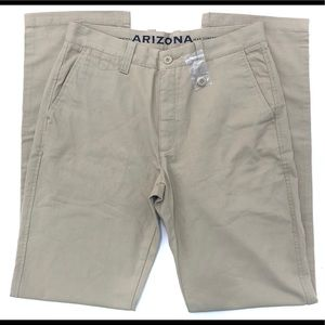 Arizona Jean Company Khaki Pants - 32x34